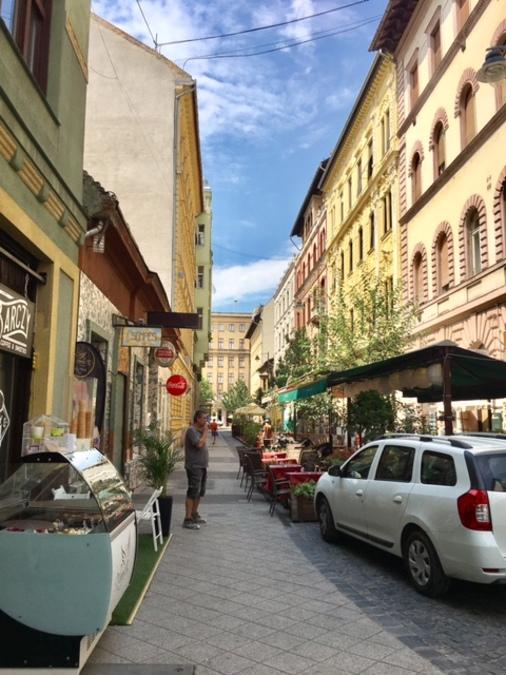 Budapest Lets